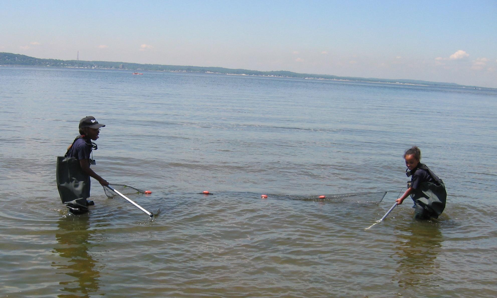 Field trips in nj nature and science field trips in nj for Kids fishing nets